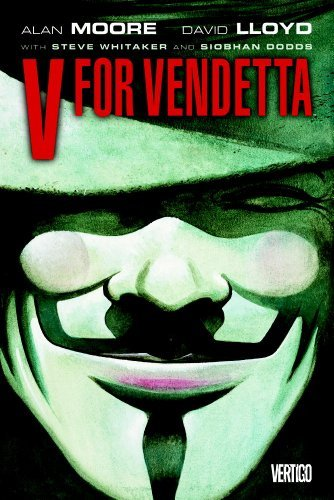 Alan Moore V For Vendetta