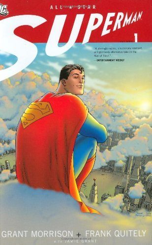 Grant Morrison All Star Superman Vol. 1