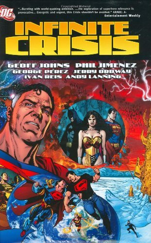 Geoff Johns Infinite Crisis (dc Comics)