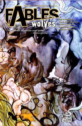 Bill Willingham Fables Wolves
