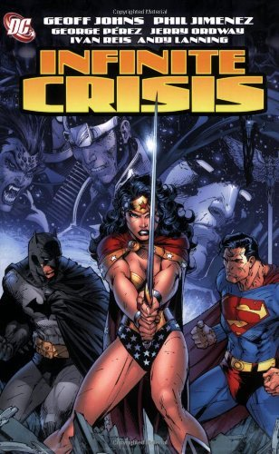 Geoff Johns Infinite Crisis