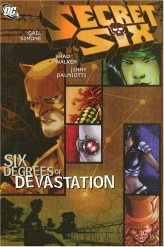 Gail Simone Six Degrees Of Devastation