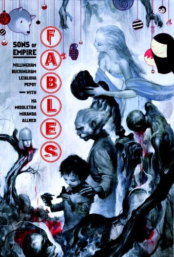 Bill Willingham Fables Sons Of Empire
