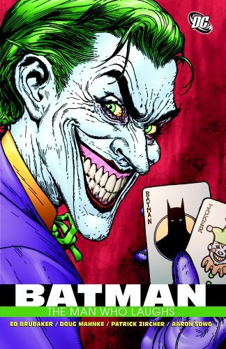 Dc Comics The Man Who Laughs