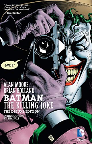Alan Moore Killing Joke The Deluxe