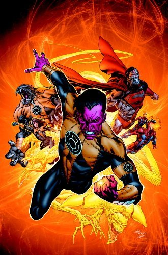 Geoff Johns Green Lantern Tales Of The Sinestro Corps