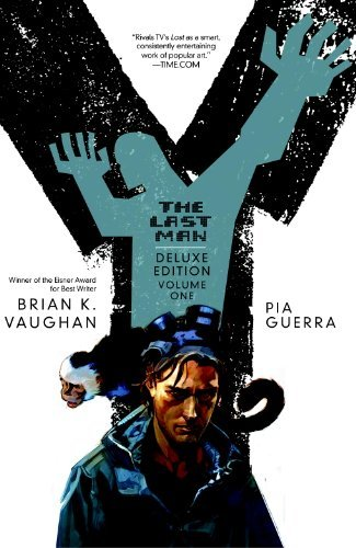 Brian K. Vaughan Y The Last Man Book One Deluxe