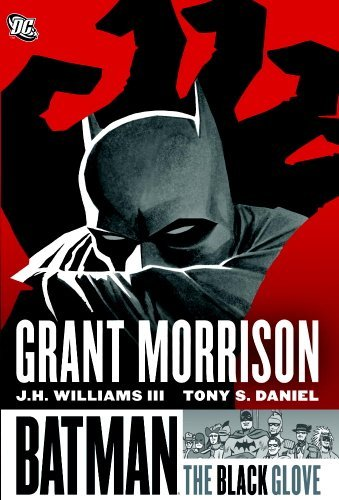 Grant Morrison Batman The Black Glove Sc