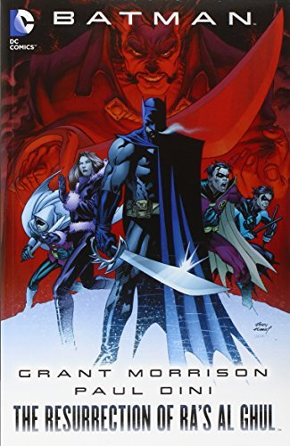 Paul Dini Resurrection Of Ra's Al Ghul The