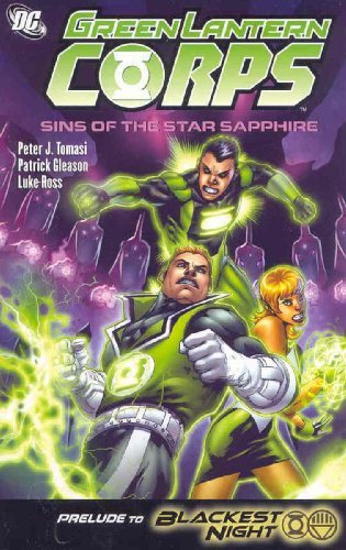 Peter J. Tomasi Sins Of The Star Sapphire