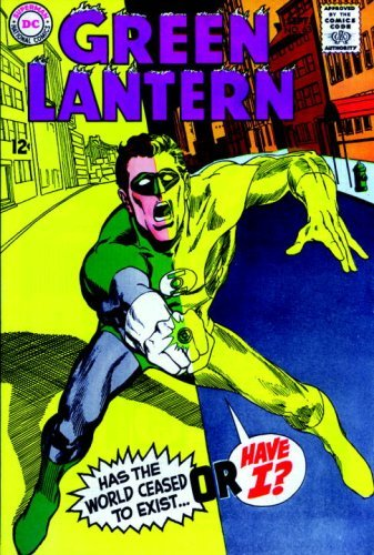 Gardner Fox Green Lantern Volume 4