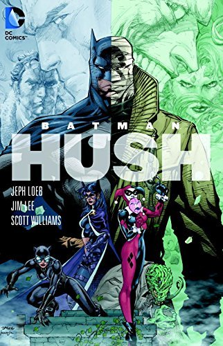 Jeph Loeb Batman Hush