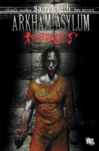 Sam Kieth Arkham Asylum Madness