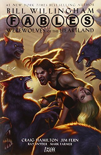 Bill Willingham Werewolves Of The Heartland