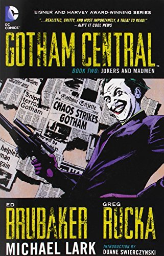 Ed Brubaker Jokers And Madmen