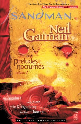Neil Gaiman Sandman Preludes & Nocturnes Fully Recolored