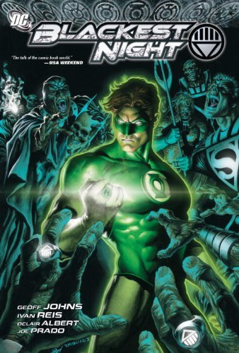 Geoff Johns Blackest Night