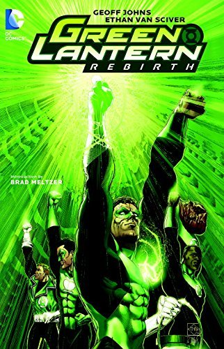 Geoff Johns Rebirth