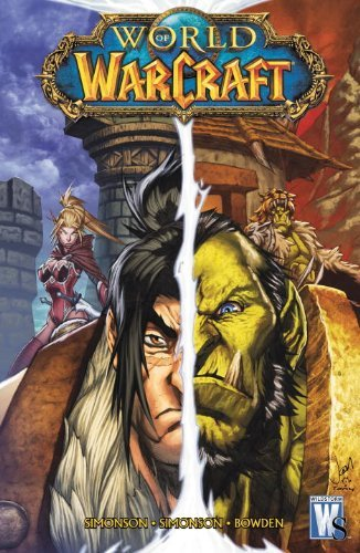 Louise Simonson World Of Warcraft Vol. 3