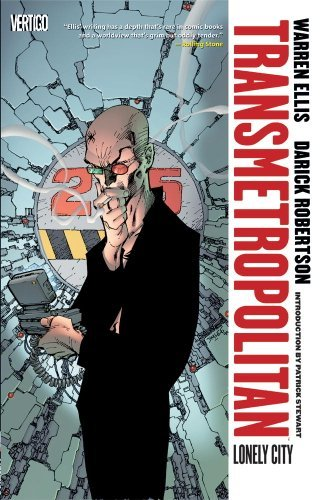 Warren Ellis Transmetropolitan Vol. 5 Lonely City