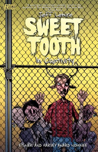 Jeff Lemire Sweet Tooth In Captivity