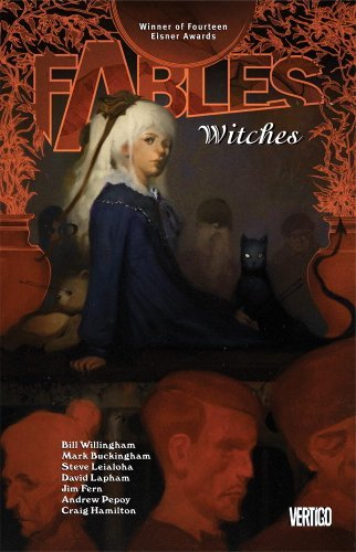 Bill Willingham Witches