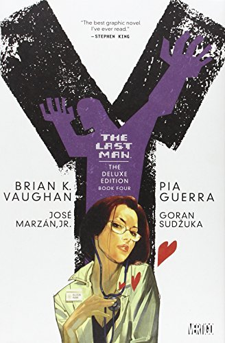 Brian K. Vaughan Y The Last Man Deluxe Edition Book Four Deluxe