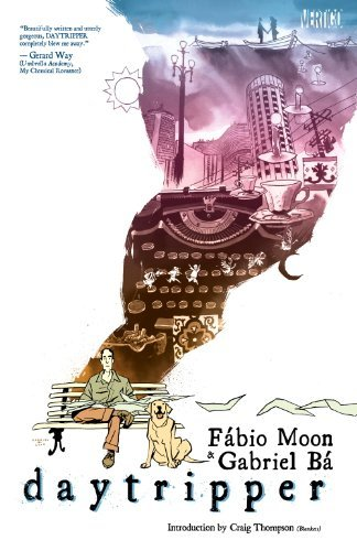 Fabio Moon Daytripper
