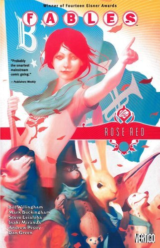 Bill Willingham Fables Rose Red