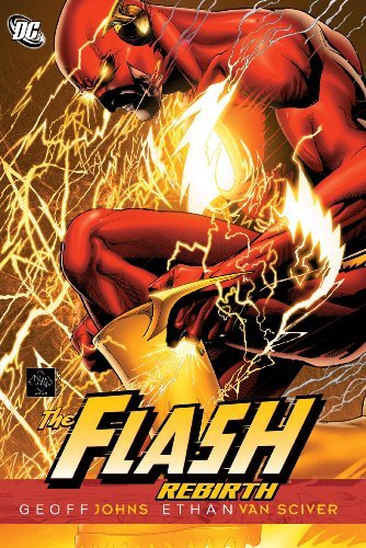 Geoff Johns The Flash Rebirth