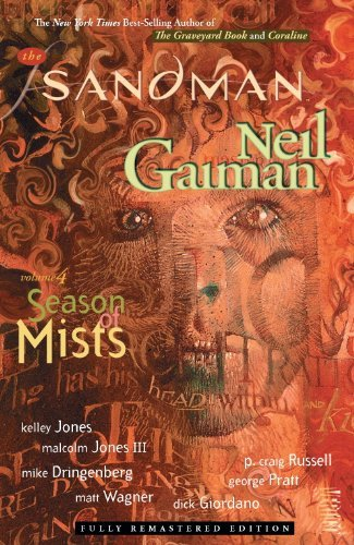Neil Gaiman Season Of Mist