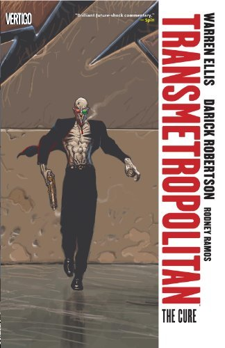 Warren Ellis Transmetropolitan Vol. 9 The Cure (transmetropolitan Revised)