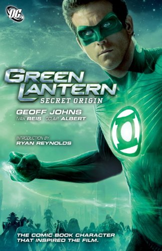 Geoff Johns Green Lantern Secret Origin New Edition