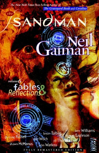 Neil Gaiman Fables And Reflections Fully Remastere