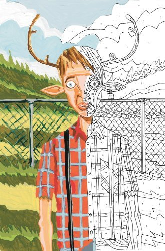 Jeff Lemire Animal Armies