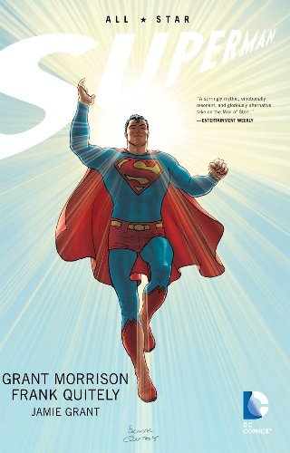 Grant Morrison All Star Superman