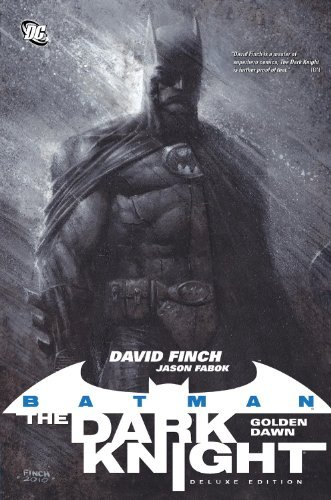 David Finch Batman The Dark Knight Vol. 1 Golden Dawn (deluxe Editi Deluxe