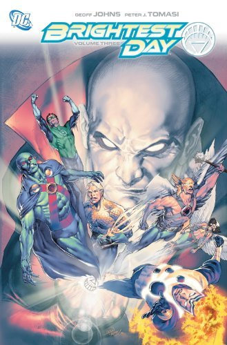 Geoff Johns Brightest Day Volume 3