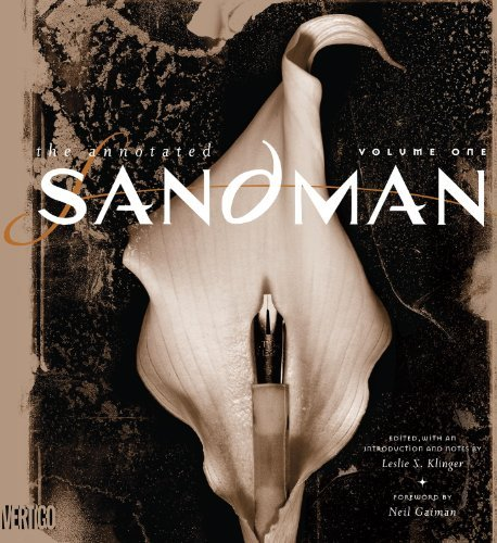 Neil Gaiman Annotated Sandman Volume 1