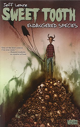 Jeff Lemire Endangered Species