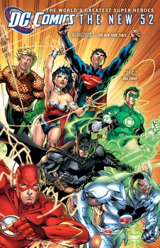 Various Dc Comics The New 52