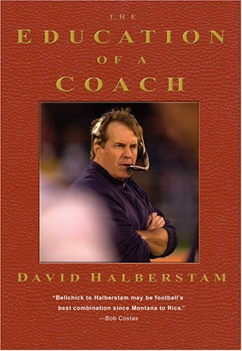 David Halberstam The Education Of A Coach