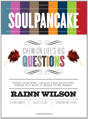 Rainn Wilson Soulpancake Chew On Life's Big Questions