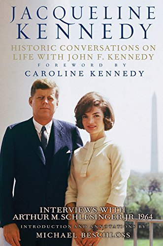 Jacqueline Kennedy Onassis Jacqueline Kennedy Historic Conversations On Life With John F. Kenne