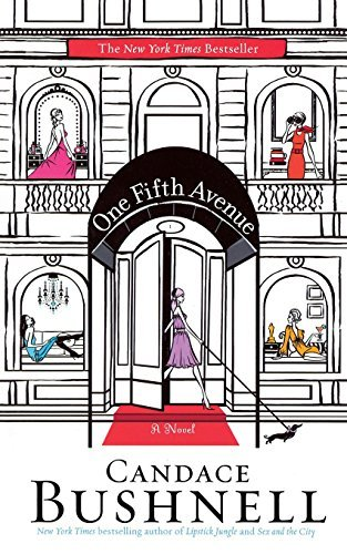 Candace Bushnell One Fifth Avenue