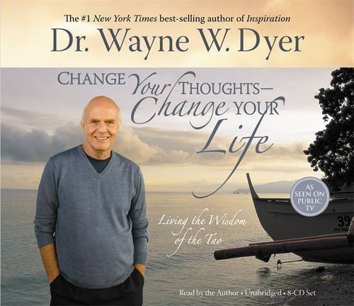 Wayne W. Dyer Change Your Thoughts Change Your Life 8 CD Set Living The Wisdom Of The Tao