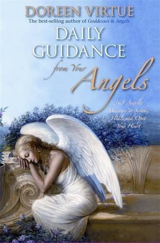 Doreen Virtue Daily Guidance From Your Angels 4 Color Gift Edition!