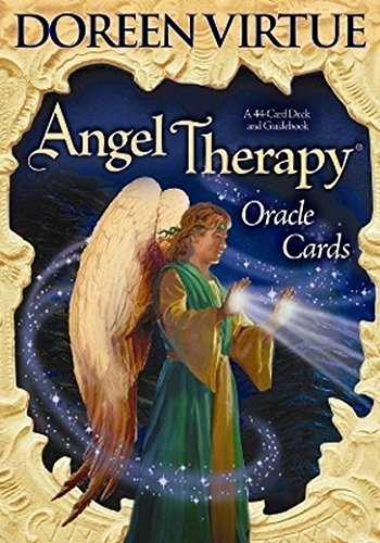 Doreen Virtue Angel Therapy Oracle Cards A 44 Card Deck And Guidebook