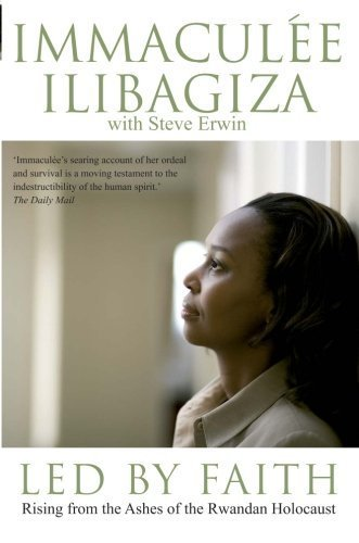 Immaculee Ilibagiza Led By Faith Rising From The Ashes Of The Rwandan Genocide