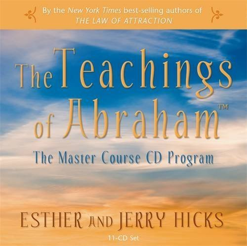 Esther Hicks The Teachings Of Abraham The Master Course Audio Abridged